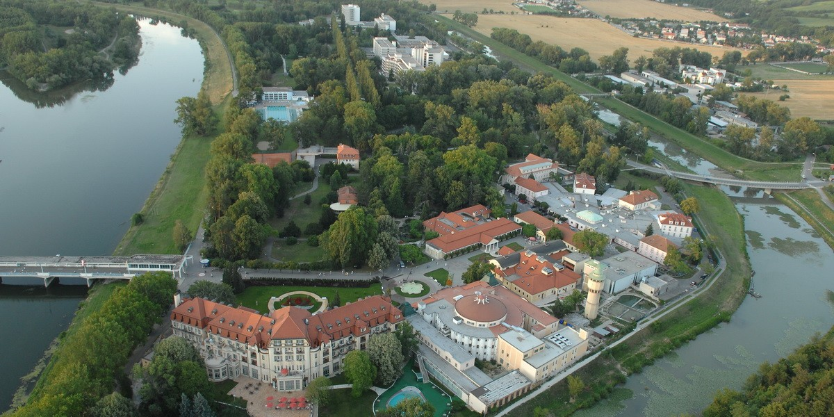 Health Spa Piestany Slovakia