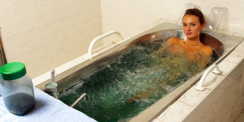 thermal mineral water natural therapy clinic teplice