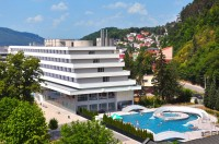 Medical and wellness spa hotel Krym, clinic Trenčianske Teplice